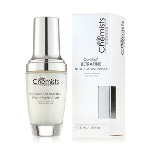 Skin Chemist COLDTOX Ultrafine Night Moisturiser 30ml, , large