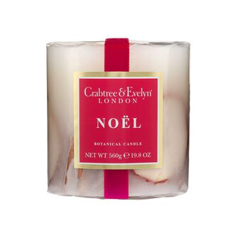 Crabtree & Evelyn  Botanical Candle Noel 560g, , large
