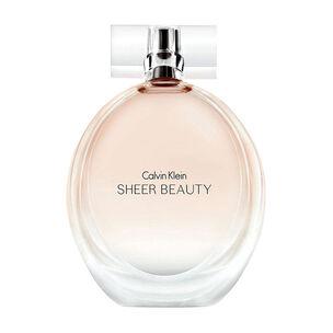 Calvin Klein Sheer Beauty Eau de Toilette Spray 100ml, 100ml, large