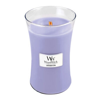 WoodWick Lavender Spa Large Candle, , large