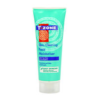 T Zone Skin Clearing Face Moisturiser 75ml, , large