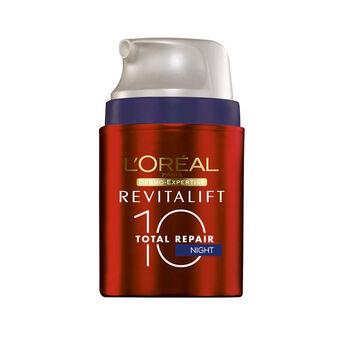 L'Oreal Revitalift Repair 10 Night Cream 50ml, , large