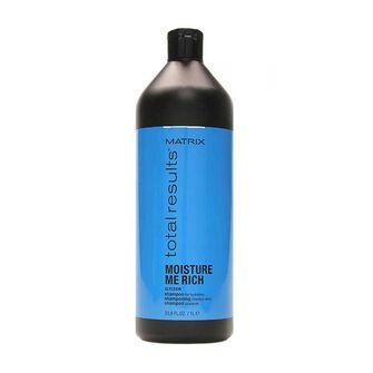 Matrix Total Results Moisture Me Rich Shampoo 1 Litre, , large