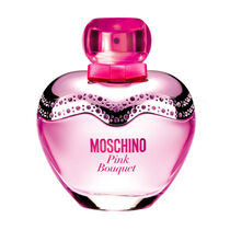 Moschino Pink Bouquet Eau de Toilette Spray 100ml, 100ml, large