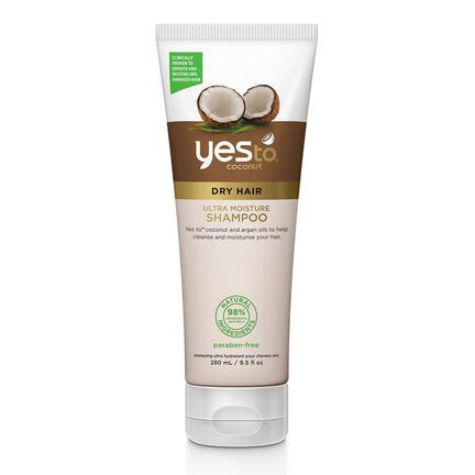 Yes To Coconut Ultra Moisture Shampoo 280ml, , large