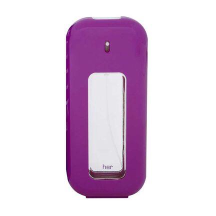 FCUK 3 for Her Eau de Toilette Spray 100ml, , large