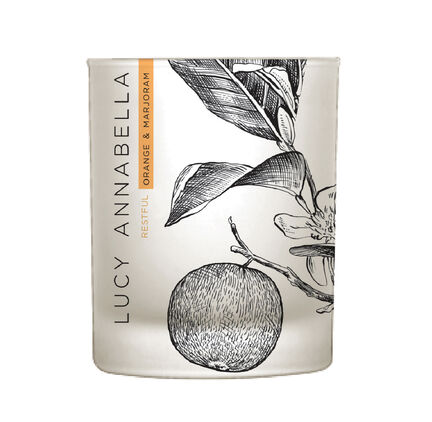 LUCY ANNABELLA Aromatic Candles Restful 65g, , large