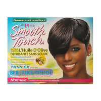Luster's Pink Smooth Touch Olive Oil No Lye Regular Relaxer, , large