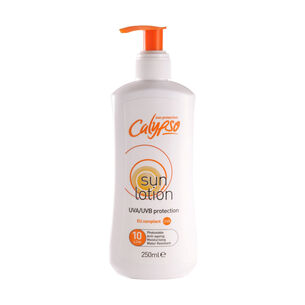 Calypso Sun Lotion SPF 30  Pump Bottle 250ml, , large