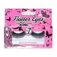 W7 Flutter Eyes False Eye Lashes 01, , large