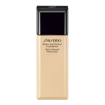 Shiseido Sheer and Perfect Foundation SPF15 30ml, , large