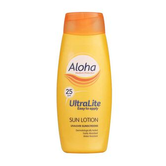 Aloha Ultralite SPF25 Sun Lotion, , large