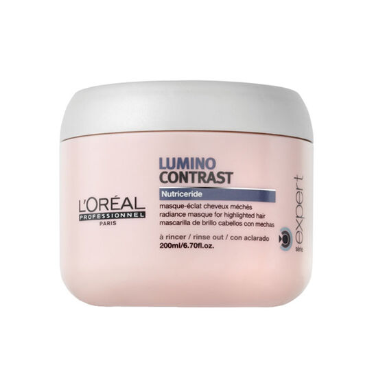L'Oréal Serie Expert Lumino Contrast Radiance Masque 200ml, , large