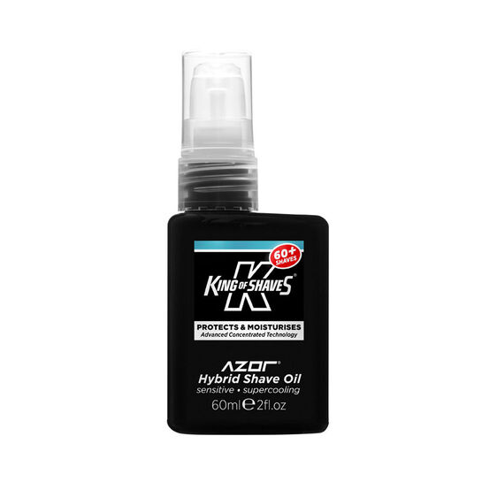 King of Shaves AlphaOil Shave Oil Cooling Menthol 15ml, , large