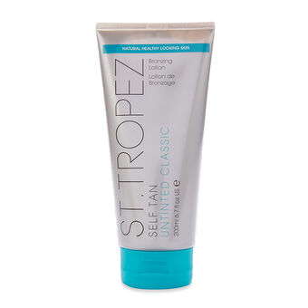 St Tropez Self Tan Untinted Bronzing Lotion 200ml, , large