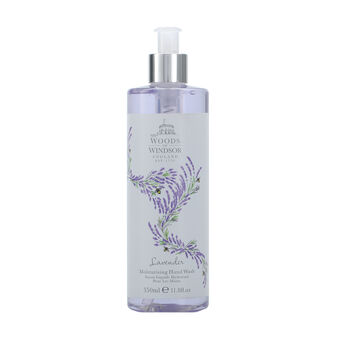 Woods of Windsor Lavender Hand & Body Lotion 350ml, , large