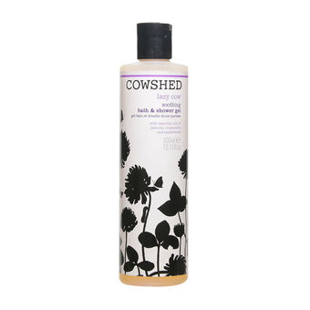 Cowshed Lazy Cow Soothing Bath & Shower Gel 300ml, , large