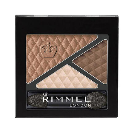Rimmel Glam Eyes Trio Eyeshadow 4.2g, , large