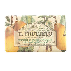 Nesti Dante Il Frutteto Mint & Quince Pear Soap 250g, , large