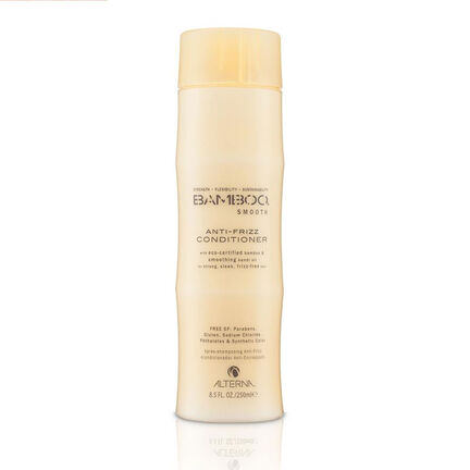Alterna Bamboo Smooth Anti-Frizz Conditioner 250ml, , large