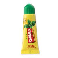 Carmex Flavoured Lip Balm Mint Tube SPF15 10g, , large