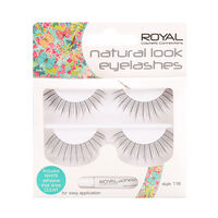 Royal Natural Look Eyelashes, , large