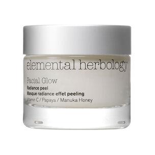 elemental herbology Facial Glow Radiance Peel 50ml, , large