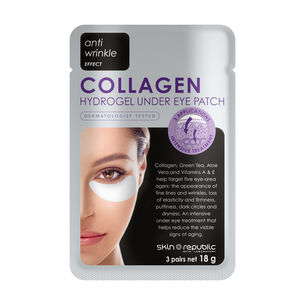 Skin Republic Collagen Under Eye Patch 3 x18g, , large