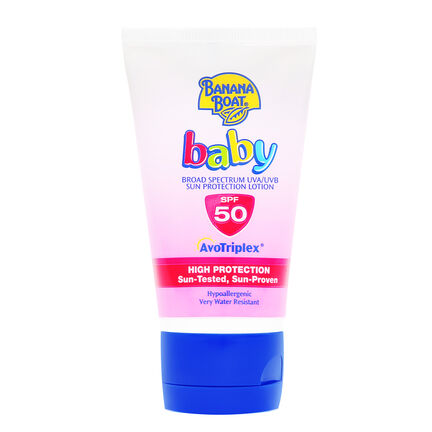 Banana Boat Baby Sun Protection Lotion SPF 50 60ml, , large