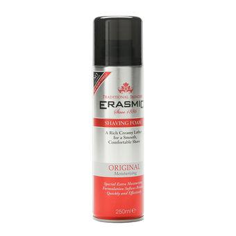 Erasmic Original Shaving Foam 250ml, , large