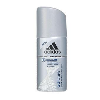 Coty Adidas Adipure Anti-Perspirant Deodorant 35ml, , large