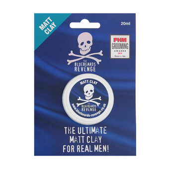 The Bluebeards Revenge Matt Clay 20ml, , large