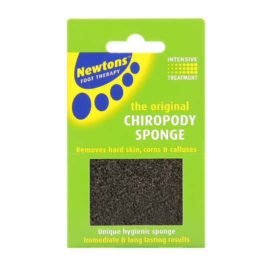 Newtons Original Chiropody Sponge, , large
