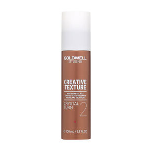 Goldwell Style Sign Crystal Turn 2 Gel Wax 100ml, , large