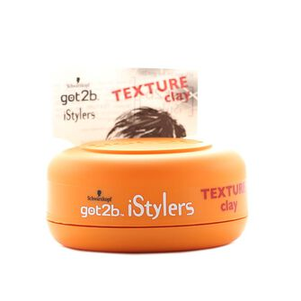 Schwarzkopf Got2b iStylers Texture Clay 75ml, , large