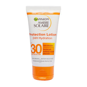Garnier Ambre Solaire Protection Lotion Face&Body SPF30 50ml, , large