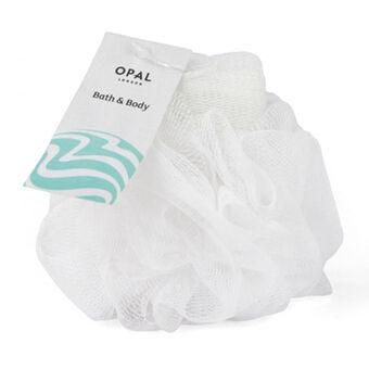 Opal Crafts Violet Mesh Bath White, , large