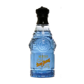 Versace Versus Blue Jeans Eau de Toilette Spray 75ml, 75ml, large