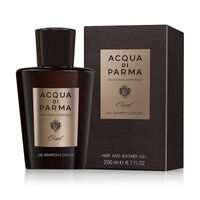 Acqua Di Parma Colonia Oud Hair & Shower Gel 200ml, , large