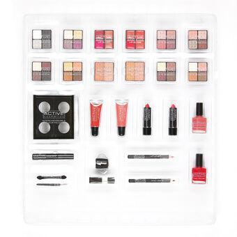 Active Cosmetics Makeup Gift Set, , large