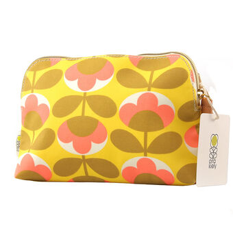 Orla Kiely Cosmetic Bag, , large