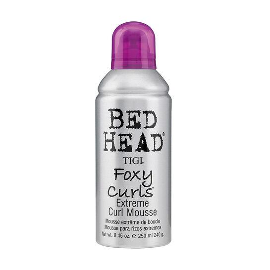 Tigi Bed Head Foxy Curls Extreme Curl Mousse 250ml, , large