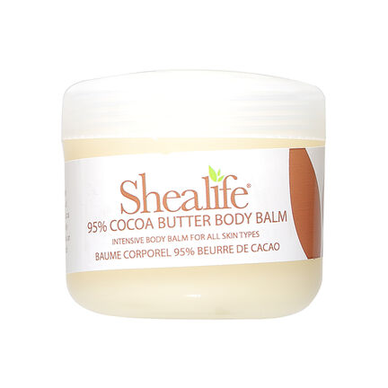 Shealife 95% Cocoa Butter Body Balm 100g, , large