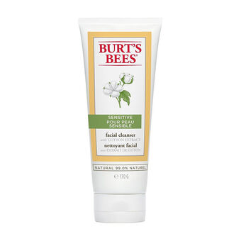 Burt's Bees Sensitive Facial Cleanser 170g, , large