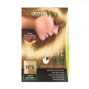 DermaV10 Brilliant Ten Permanent Hair Colours, , large