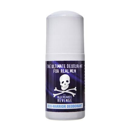 The Bluebeards Revenge Eco Warrior Roll On Deodorant 50ml, , large