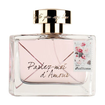 John Galliano Parlez Moi d'Amour Eau de Parfum Spray 50ml, , large