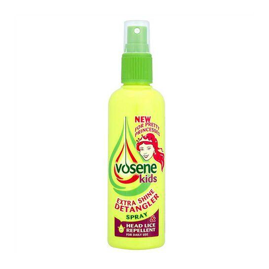 Vosene Kids Extra Shine Detangler Spray 150ml, , large