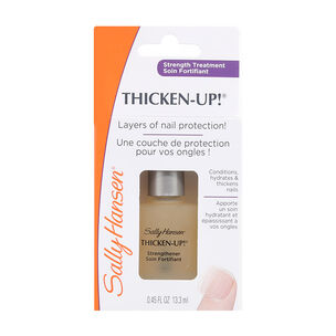 Sally Hansen Thicken Up Strengthening Nail Thickener, , large