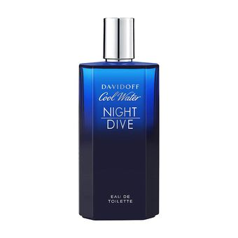Davidoff Cool Water Man Night Dive EDT Spray 125ml, 125ml, large
